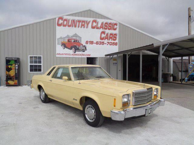 1979 Ford Granada (CC-1152824) for sale in Staunton, Illinois