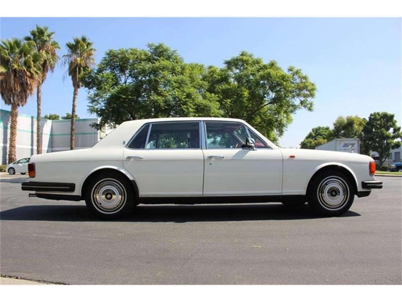1985 Rolls-Royce Silver Spur (CC-1152862) for sale in La Verne, California