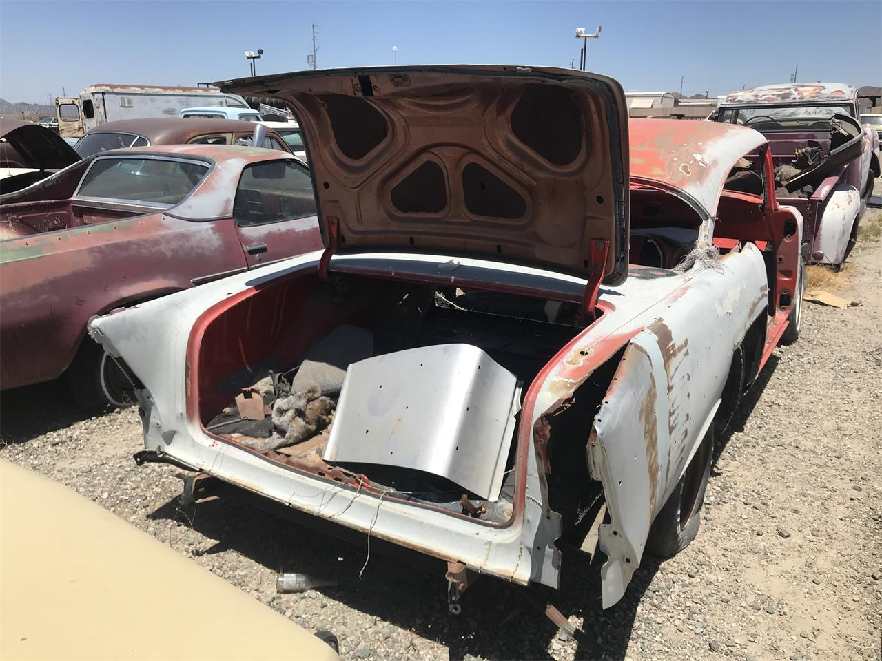 1957 Chevrolet Chevy II (CC-1152987) for sale in Phoenix, Arizona