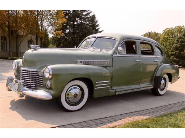 1941 Cadillac Series 62 (CC-1153213) for sale in Dayton, Ohio