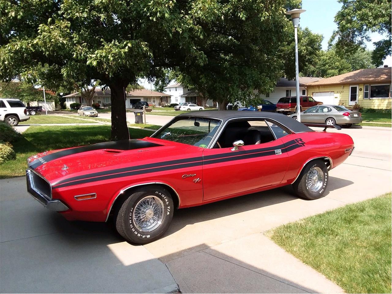 1970 Dodge Challenger R/T (CC-1153268) for sale in Fremont, Nebraska