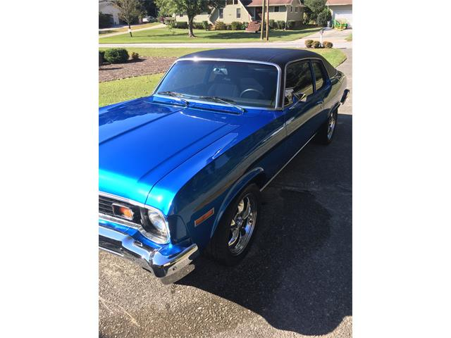 1973 Chevrolet Nova (CC-1153545) for sale in Snellville, Georgia