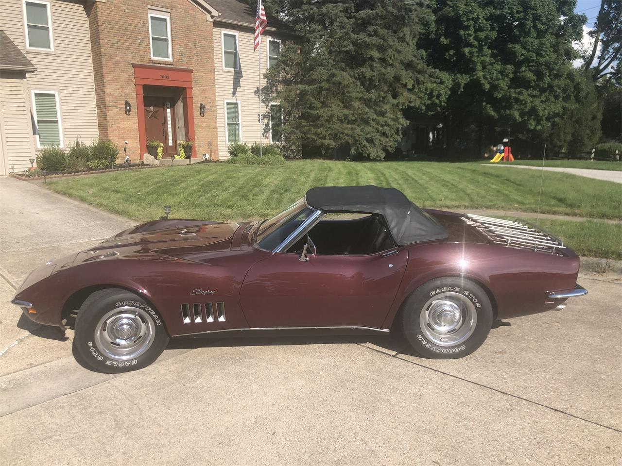 1969 Chevrolet Corvette (CC-1153551) for sale in Columbus, Ohio