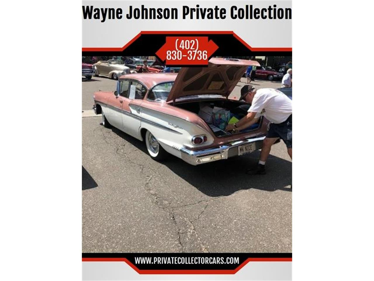 1958 Chevrolet Bel Air (CC-1153791) for sale in Shenandoah, Iowa