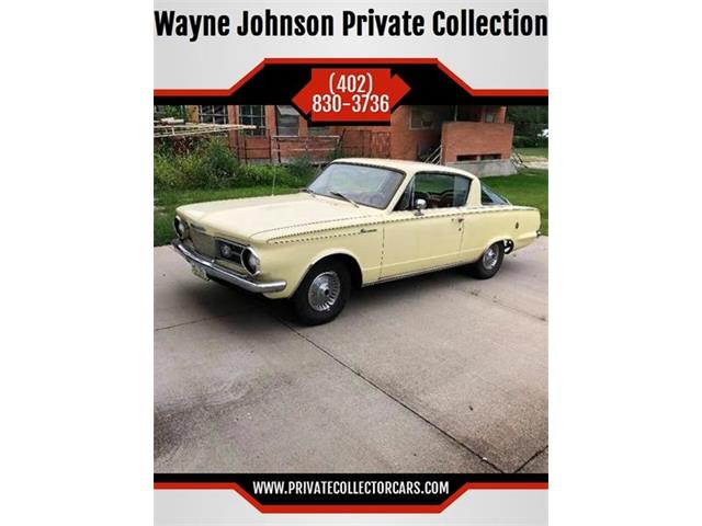 1965 Plymouth Barracuda (CC-1153800) for sale in Shenandoah, Iowa