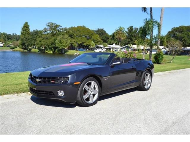 2012 Chevrolet Camaro (CC-1153968) for sale in Clearwater, Florida