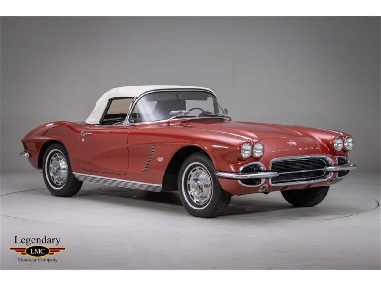 1962 Chevrolet Corvette (CC-1153985) for sale in Halton Hills, Ontario