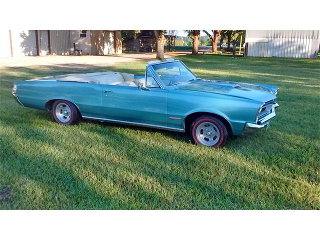 1965 Pontiac GTO (CC-1154346) for sale in Rosenberg , Texas