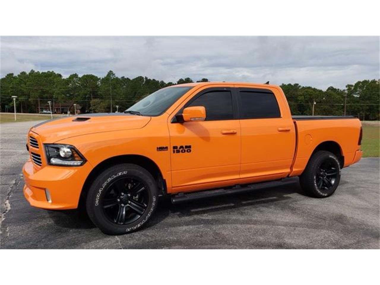 2017 Dodge Ram >> 2017 Dodge Ram 1500 For Sale Classiccars Com Cc 1154467