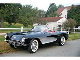 1957 Chevrolet Corvette (CC-1154588) for sale in Old Forge, Pennsylvania
