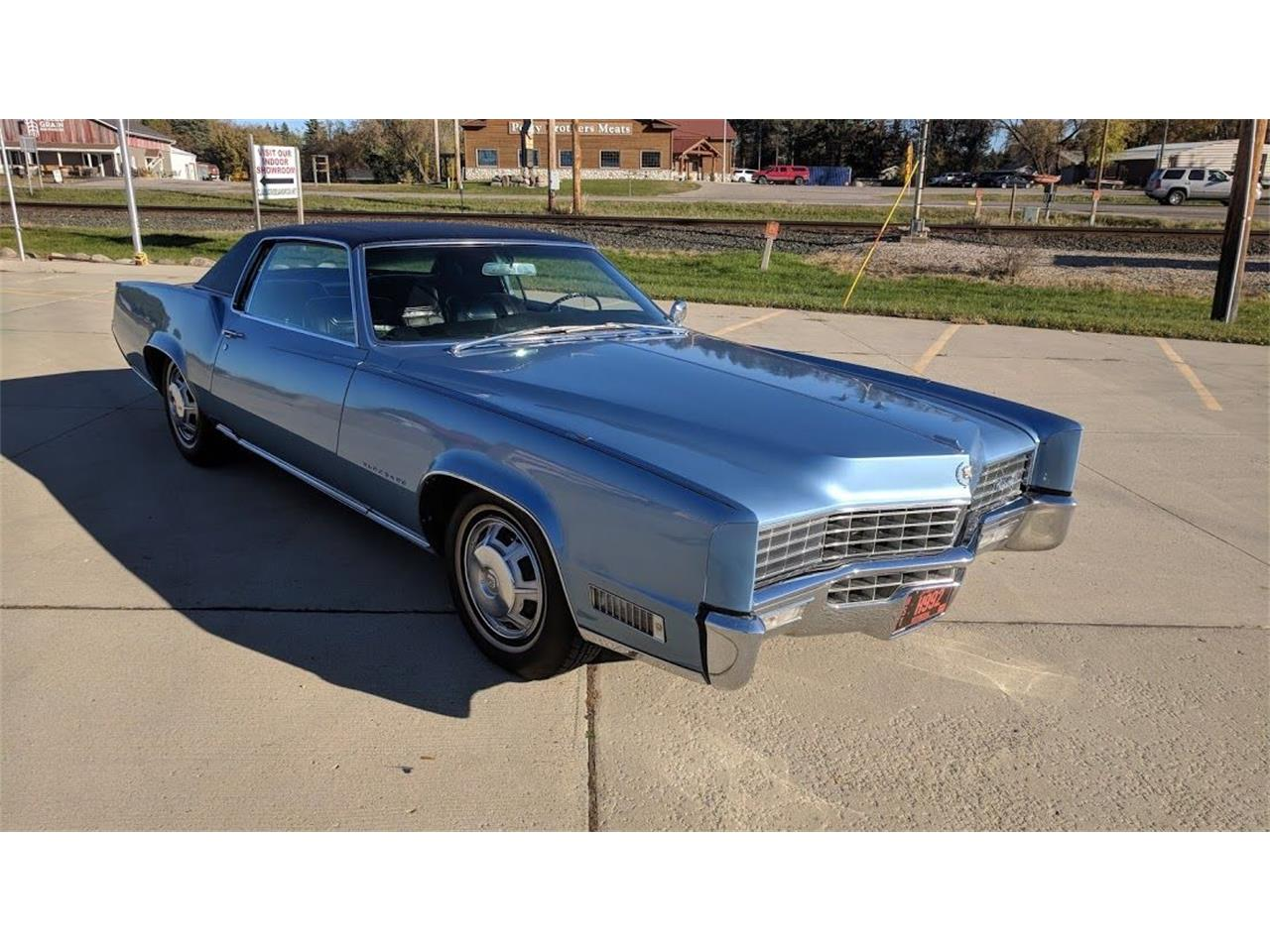 1967 Cadillac Eldorado (CC-1154788) for sale in Annandale, Minnesota