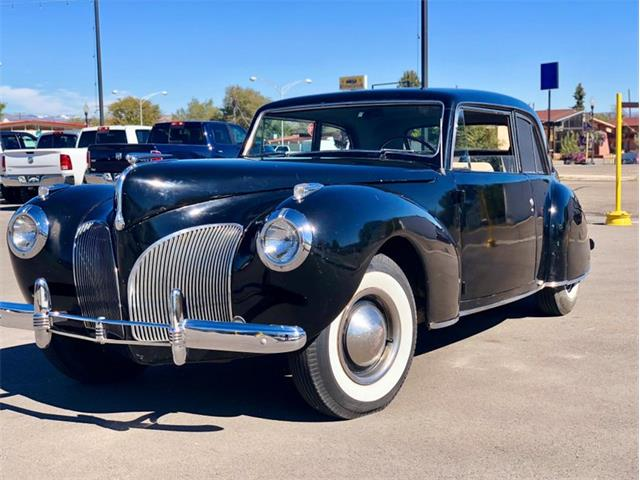 1941 Lincoln Continental (CC-1154857) for sale in Vernal, Utah