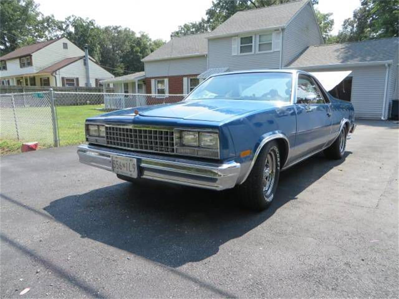 1984 Chevrolet El Camino (CC-1154862) for sale in West Pittston, Pennsylvania