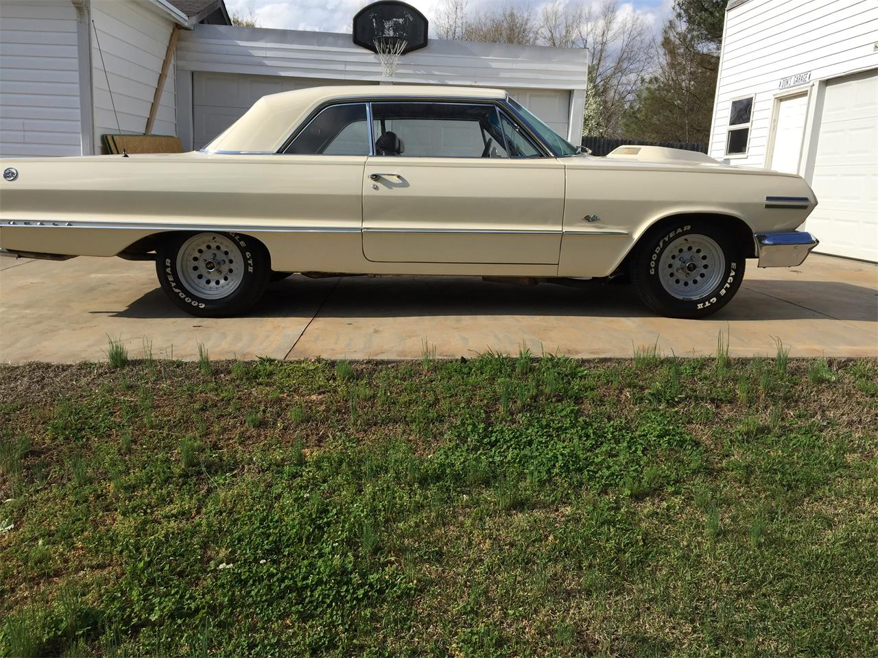 1963 Chevrolet Impala (CC-1155000) for sale in Ware Shoals, South Carolina