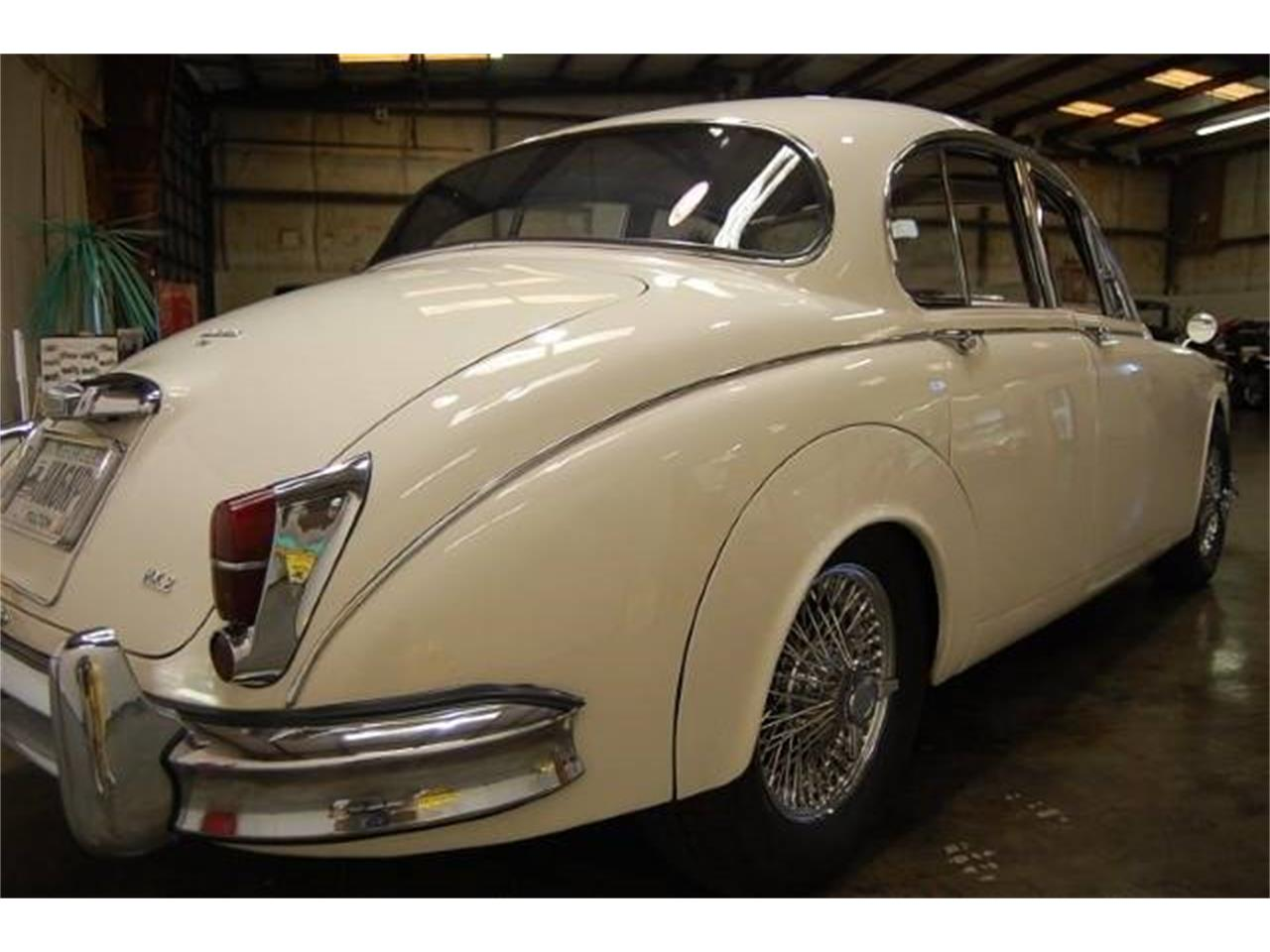 1961 Jaguar Mark II (CC-1155008) for sale in Marietta, Georgia