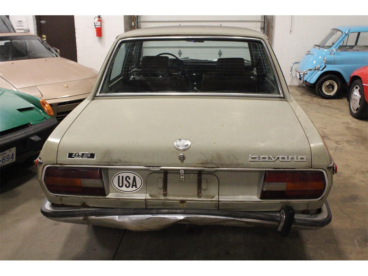 1971 BMW Bavaria (CC-1155010) for sale in Cleveland, Ohio
