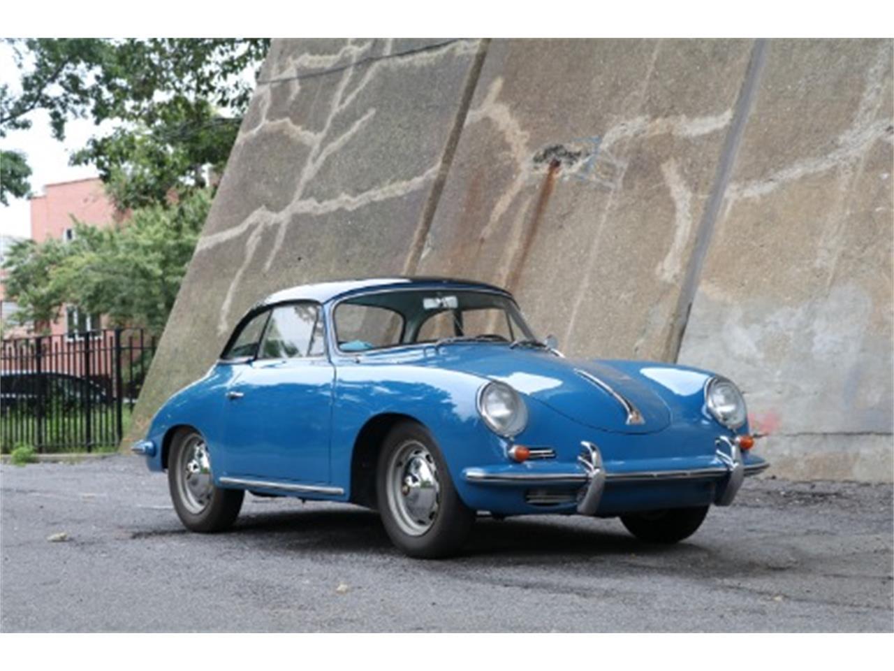 1960 Porsche 356B (CC-1155234) for sale in Astoria, New York