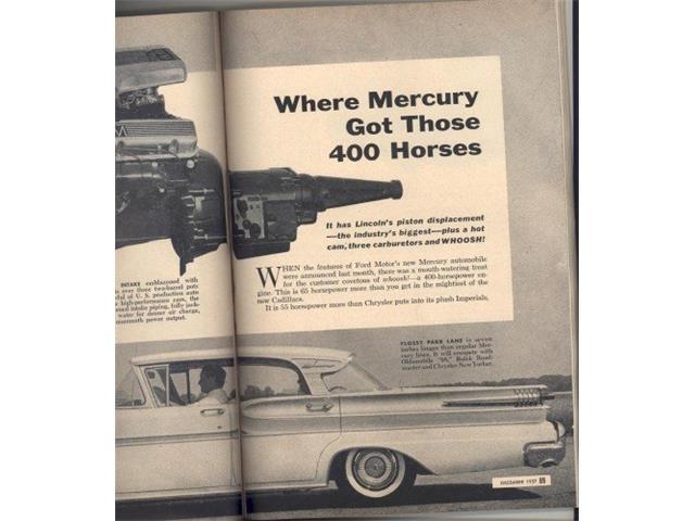 1958 Mercury Turnpike (CC-1155240) for sale in Orlando, Florida