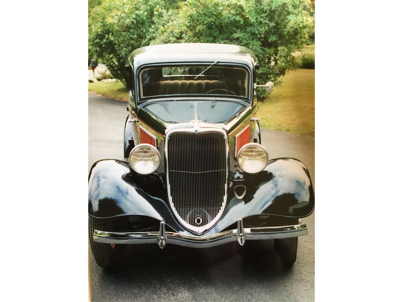1933 Ford Tudor (CC-1155315) for sale in White Lake, Michigan