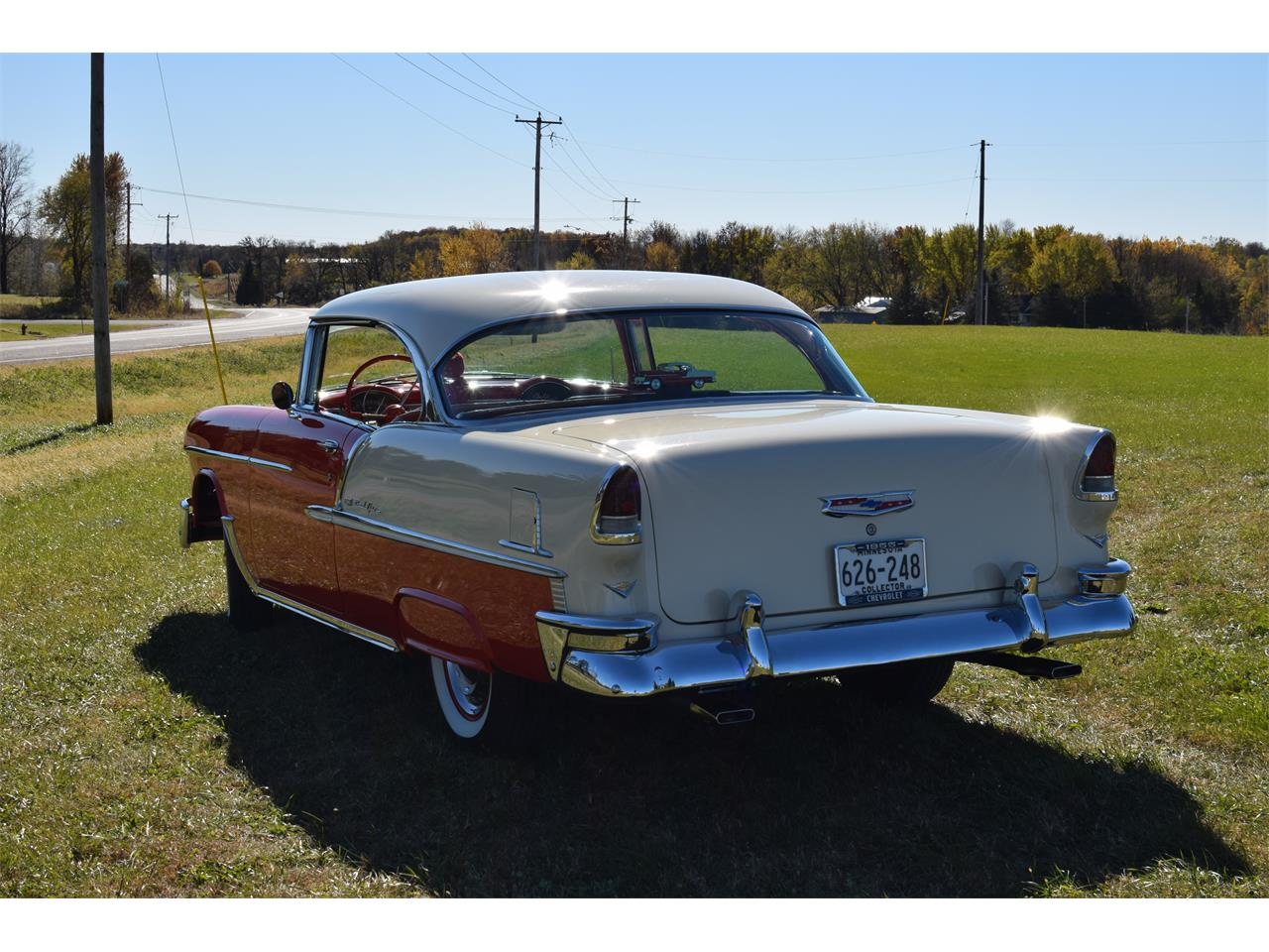 1955 Chevrolet Bel Air (CC-1155329) for sale in Watertown, Minnesota
