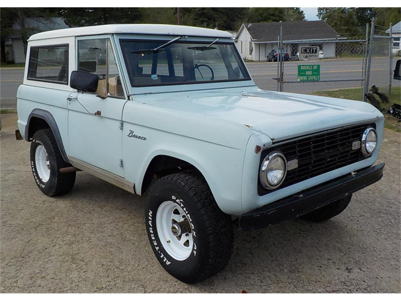 1967 Ford Bronco For Sale Classiccars Com Cc 1155406