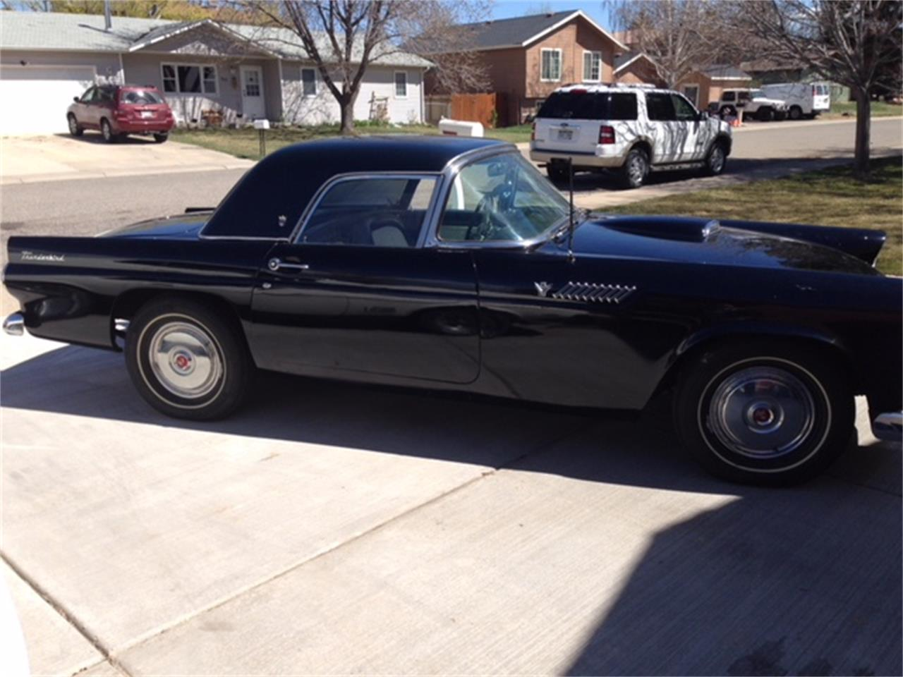 1955 Ford Thunderbird (CC-1155535) for sale in Rifle, Colorado