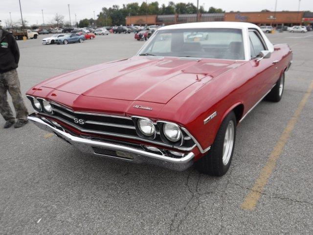 1969 Chevrolet El Camino (CC-1155542) for sale in Milford, Ohio