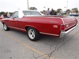 1969 Chevrolet El Camino (CC-1155542) for sale in Milford, Ohio