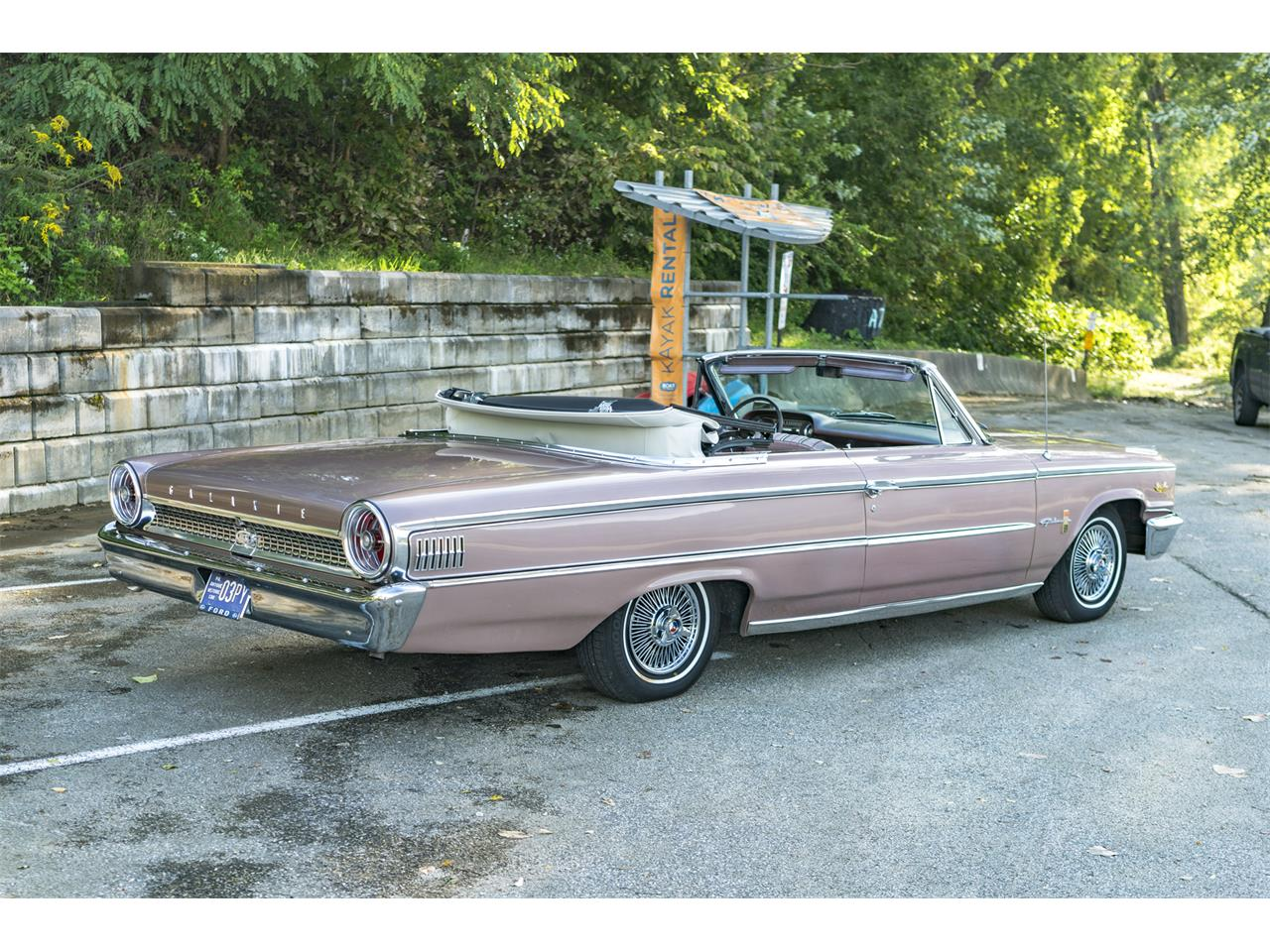 1963 Ford Galaxie 500 XL (CC-1155662) for sale in Sharpsburg, Pennsylvania