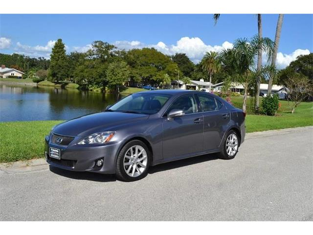 2013 Lexus IS250 (CC-1155853) for sale in Clearwater, Florida