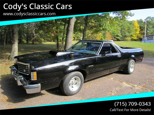 1978 Ford Ranchero (CC-1155880) for sale in Stanley, Wisconsin