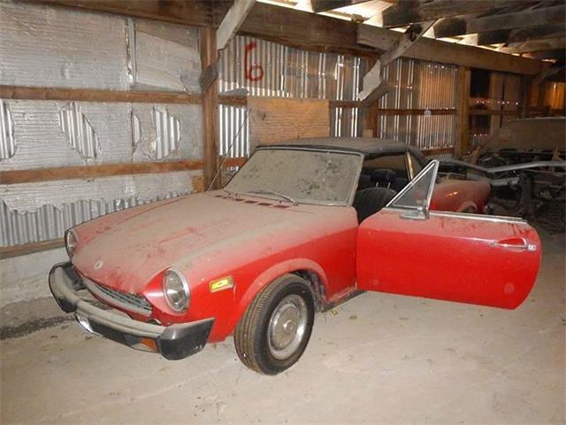1977 Fiat Spider (CC-1150589) for sale in Celina, Ohio
