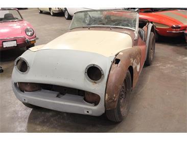1960 Triumph TR3A (CC-1155989) for sale in Cleveland, Ohio
