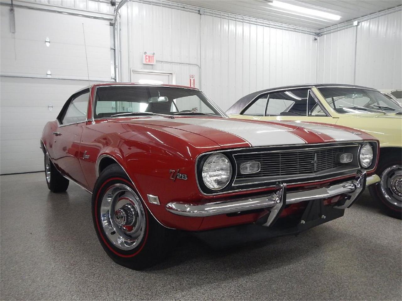 for sale 1968 chevrolet camaro z28 in celina, ohio cars - celina, oh at geebo