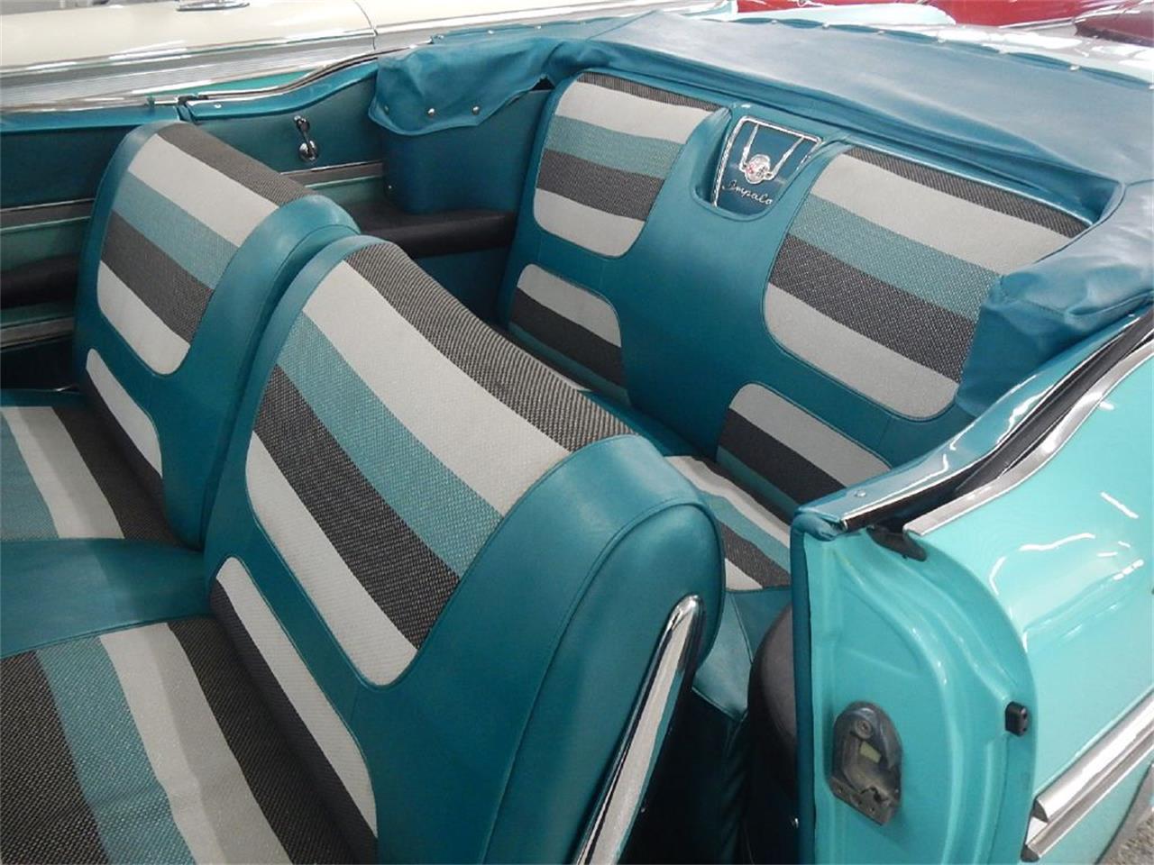 1958 Chevrolet Impala (CC-1150616) for sale in Celina, Ohio