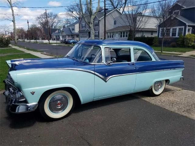 1955 Ford Fairlane (CC-1156186) for sale in West Pittston, Pennsylvania