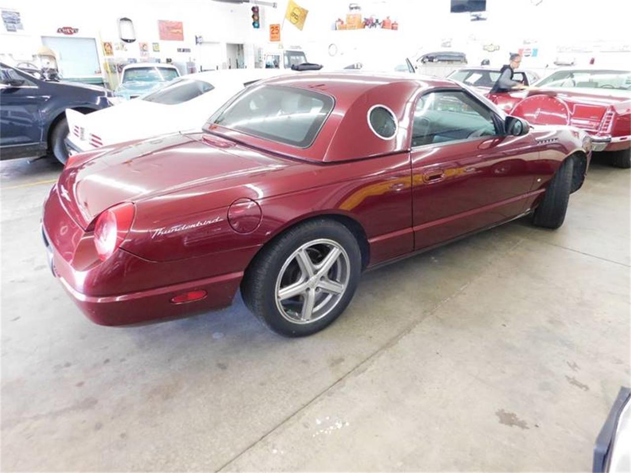 Kokomo Car Dealers >> 2004 Ford Thunderbird for Sale | ClassicCars.com | CC-1156281