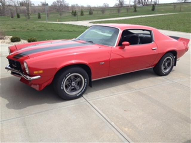 1973 Chevrolet Camaro Z28 (CC-1156287) for sale in Bennington, Nebraska