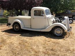 1937 Ford Pickup (CC-1156420) for sale in Cadillac, Michigan