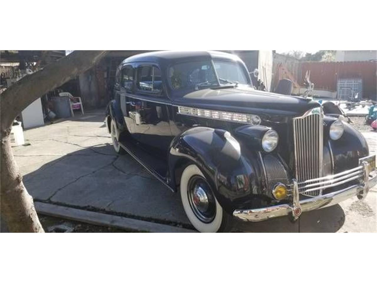 1940 Packard 110 (CC-1156431) for sale in Cadillac, Michigan
