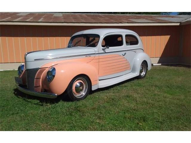 1940 Ford Deluxe (CC-1156435) for sale in Cadillac, Michigan