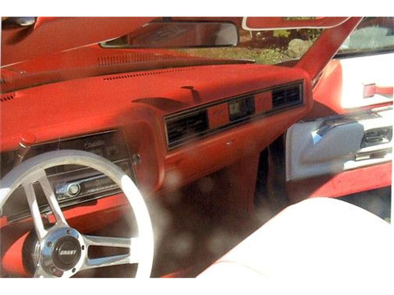 1973 Cadillac Eldorado (CC-1156463) for sale in Cadillac, Michigan