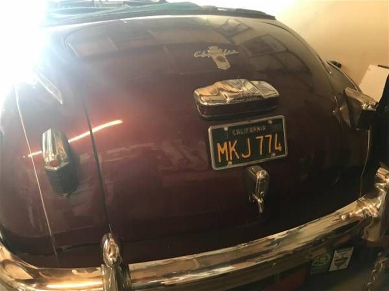 1946 Chrysler New Yorker (CC-1156473) for sale in Cadillac, Michigan