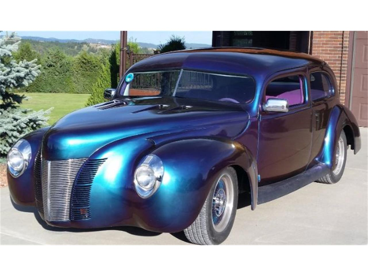 1940 Ford Custom (CC-1156484) for sale in Cadillac, Michigan