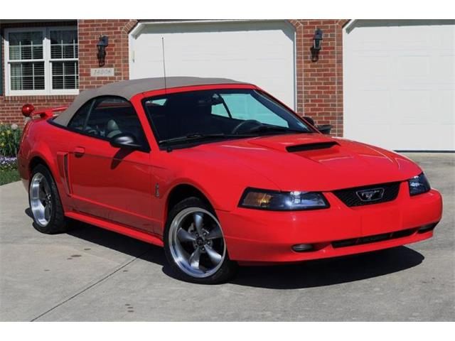 2002 Ford Mustang (CC-1156486) for sale in Cadillac, Michigan
