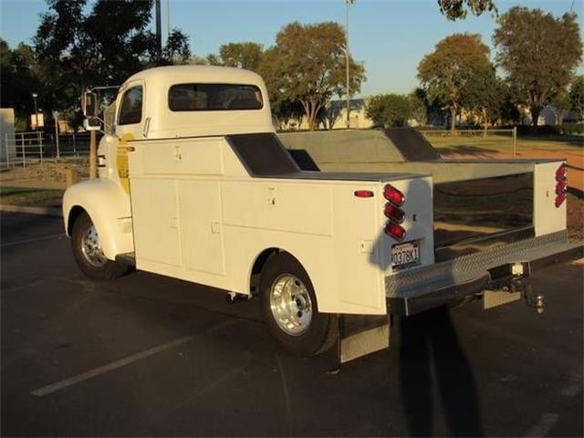 1948 Ford COE (CC-1156497) for sale in Cadillac, Michigan
