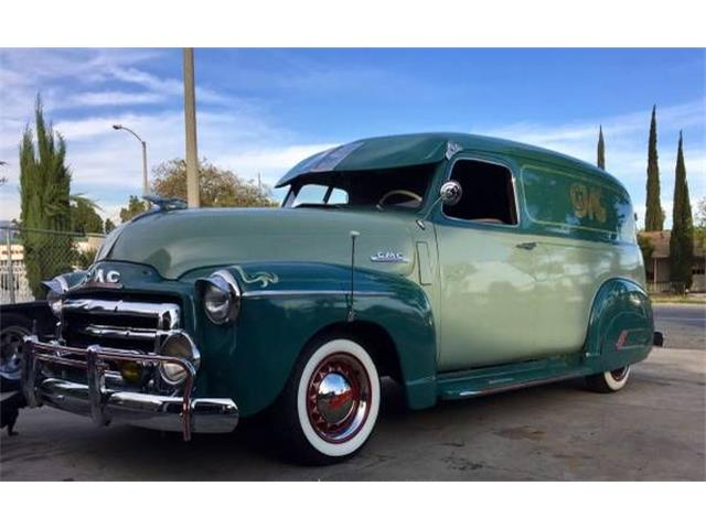 1949 GMC Panel Truck (CC-1156503) for sale in Cadillac, Michigan