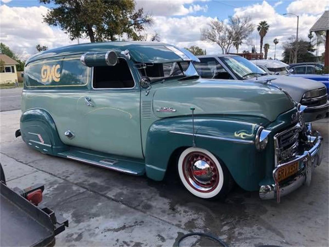 1949 GMC Panel Truck (CC-1156503) for sale in Cadillac, Michigan