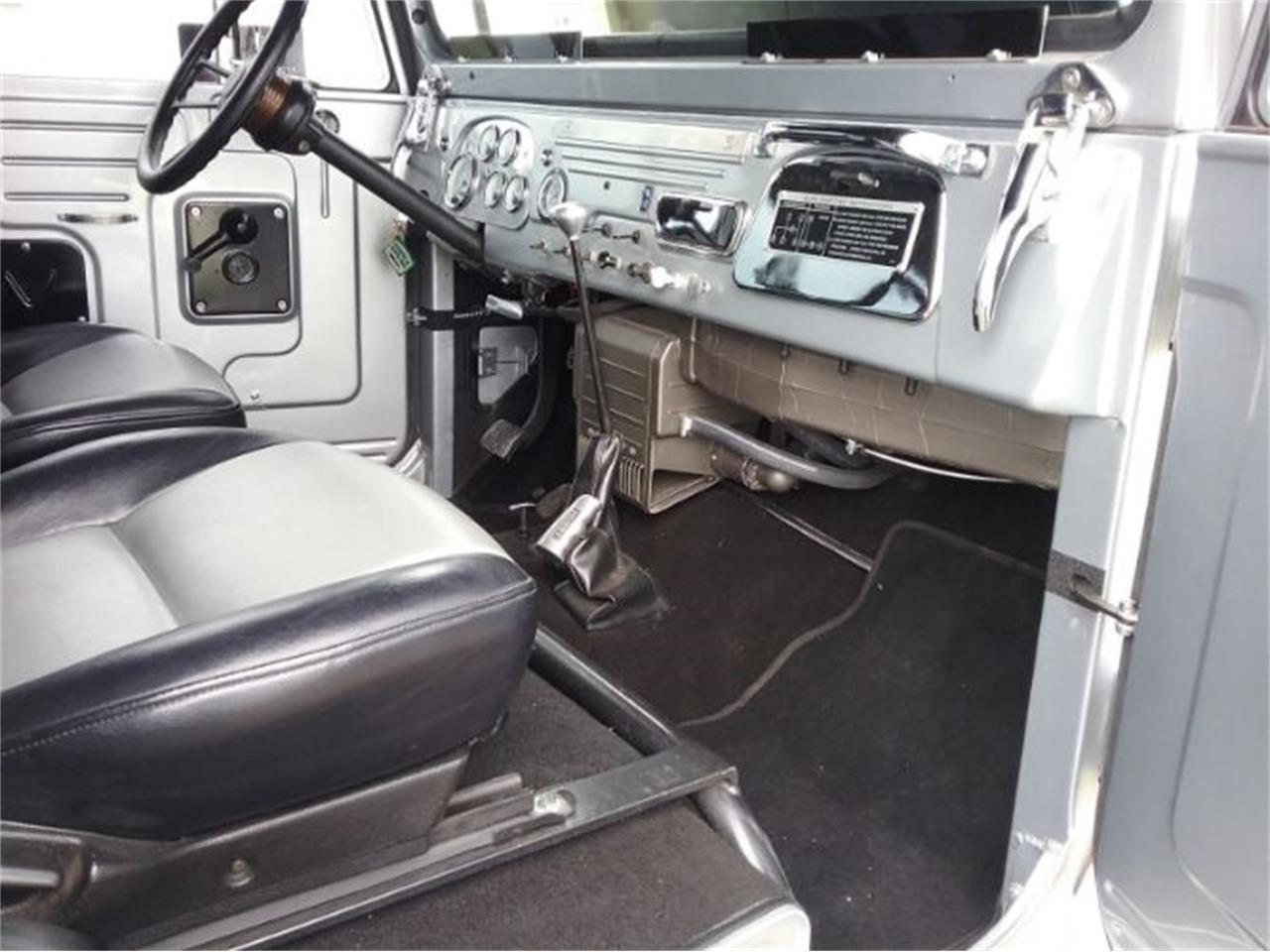 1967 Toyota Land Cruiser FJ (CC-1156513) for sale in Cadillac, Michigan