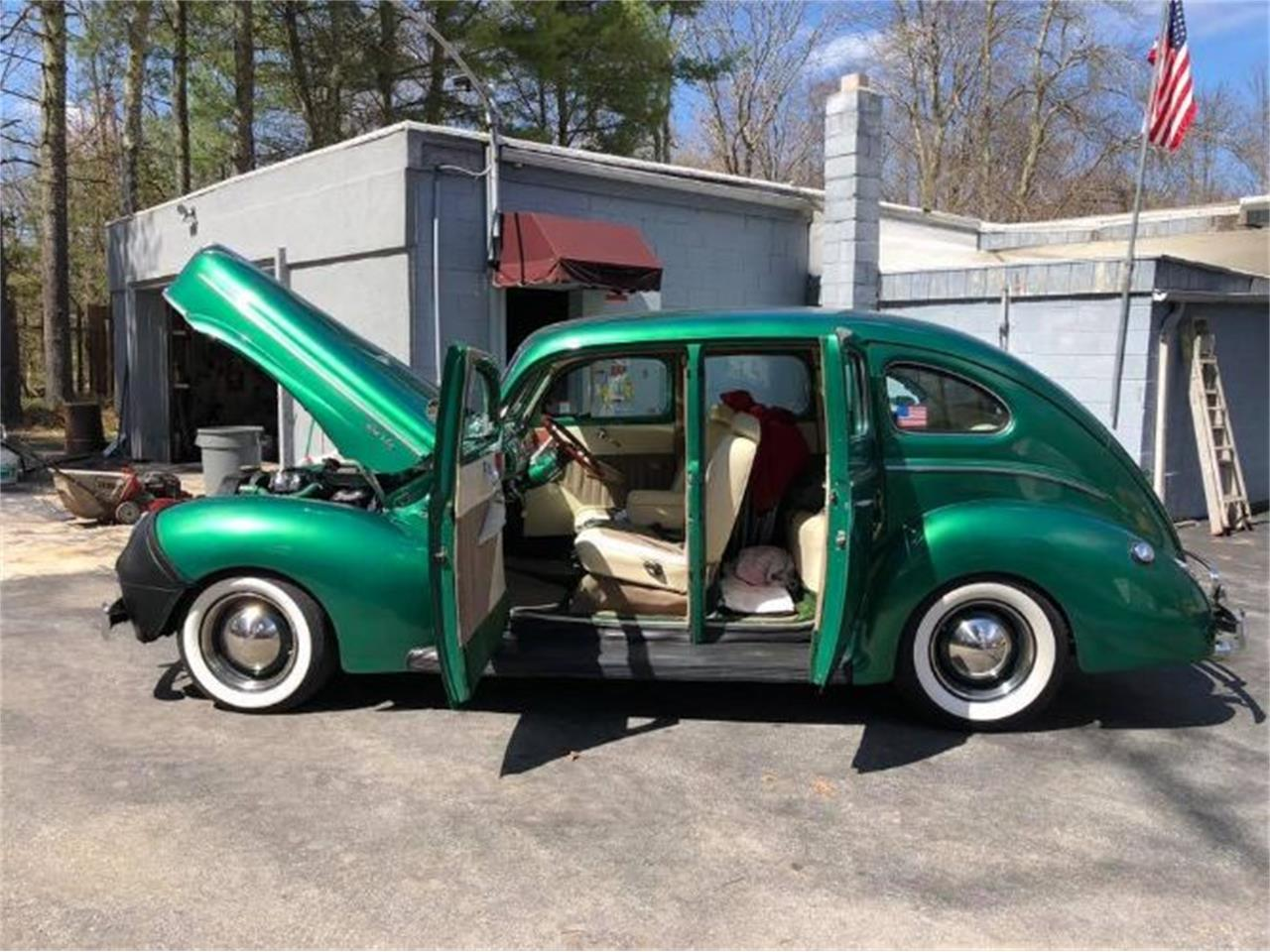 1940 Ford Deluxe (CC-1156517) for sale in Cadillac, Michigan